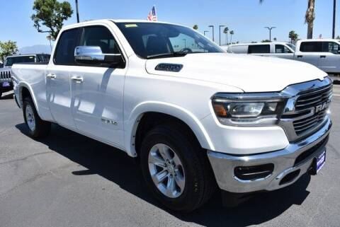 2020 RAM Ram Pickup 1500 for sale at DIAMOND VALLEY HONDA in Hemet CA