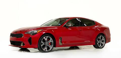 2018 Kia Stinger for sale at Houston Auto Credit in Houston TX
