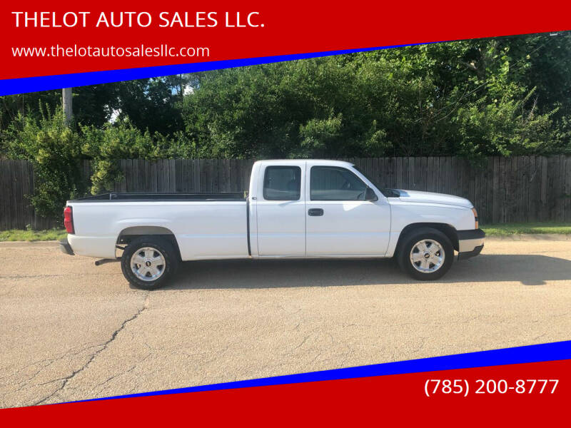 2006 Chevrolet Silverado 1500 for sale at THELOT AUTO SALES LLC. in Lawrence KS