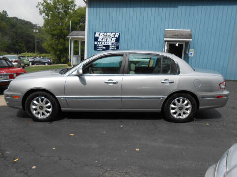 2005 Kia Amanti for sale at Keiter Kars in Trafford PA
