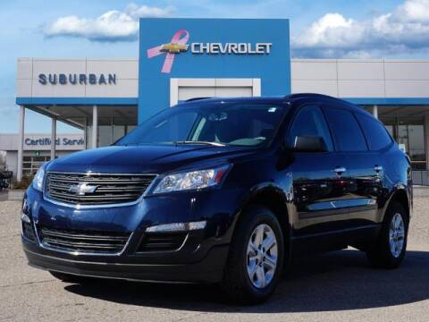 2017 Chevrolet Traverse for sale at Suburban Chevrolet of Ann Arbor in Ann Arbor MI