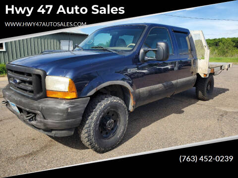 2001 Ford F-250 Super Duty for sale at Hwy 47 Auto Sales in Saint Francis MN