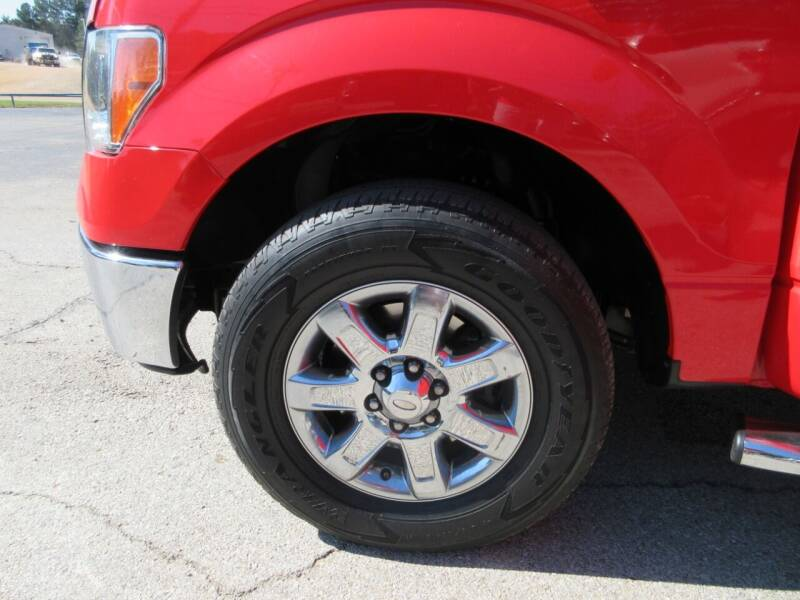 2013 Ford F-150 4x2 XLT 4dr SuperCab Styleside 6.5 ft. SB - Tyler TX