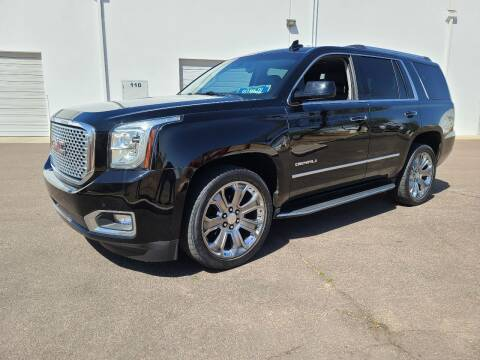 2015 GMC Yukon for sale at NEW UNION FLEET SERVICES LLC in Goodyear AZ