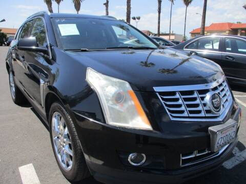 2013 Cadillac SRX for sale at F & A Car Sales Inc in Ontario CA
