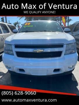 2009 Chevrolet Suburban for sale at Auto Max of Ventura in Ventura CA