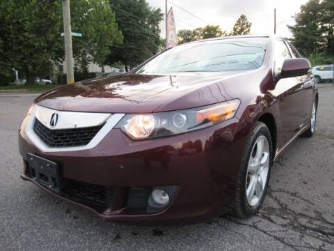 2010 Acura TSX for sale at PRESTIGE IMPORT AUTO SALES in Morrisville PA