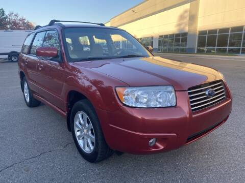2006 Subaru Forester for sale at PM Auto Group LLC in Chantilly VA