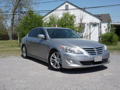 2012 Hyundai Genesis for sale at Auto Mart in Kannapolis NC