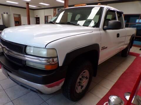 2001 Chevrolet Silverado 2500HD for sale at Adams Auto Group Inc. in Charlotte NC