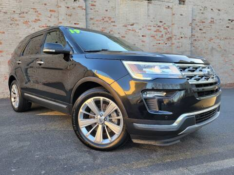 2019 Ford Explorer for sale at GTR Auto Solutions in Newark NJ