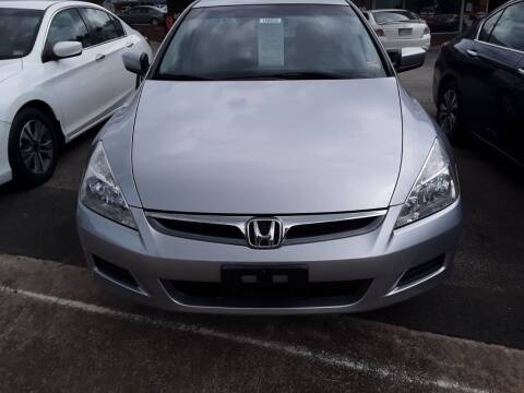 2007 Honda Accord for sale at Auto Villa in Danville VA