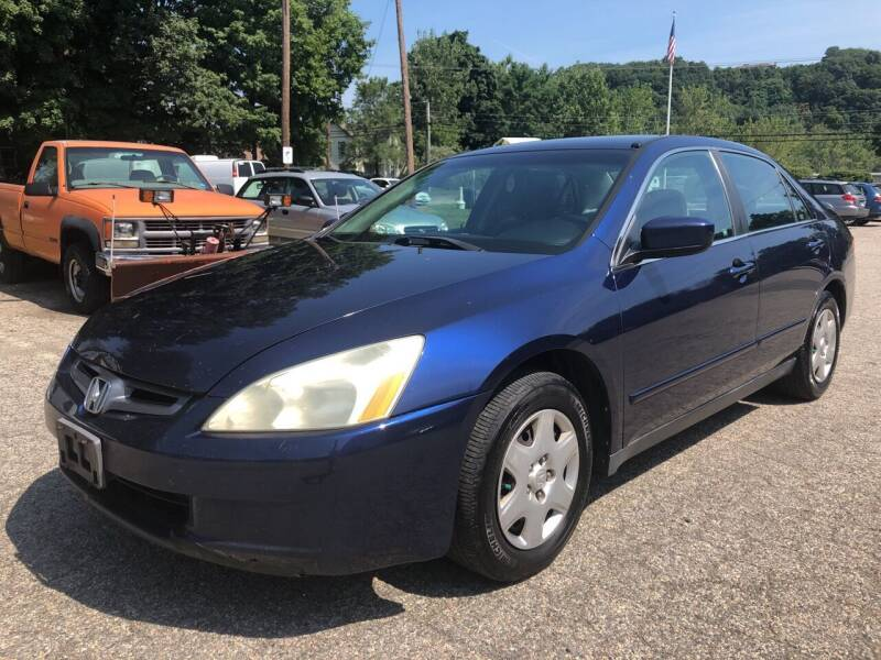 2005 Honda Accord LX 4dr Sedan - Danbury CT