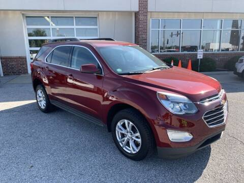 2016 Chevrolet Equinox for sale at Head Motor Company - Head Indian Motorcycle in Columbia MO