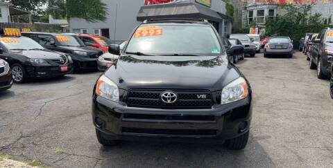 2008 Toyota RAV4 for sale at Metro Auto Exchange 2 in Linden NJ