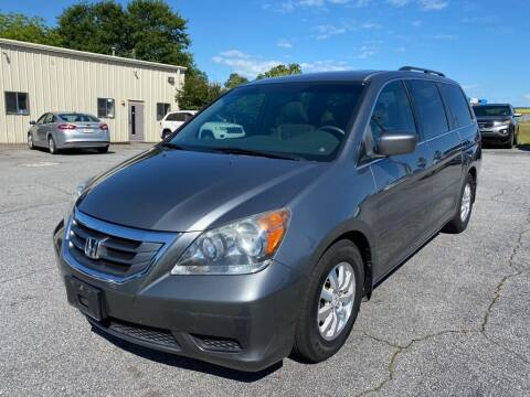 2009 Honda Odyssey for sale at Brewster Used Cars in Anderson SC