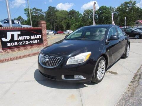 2011 Buick Regal for sale at J T Auto Group in Sanford NC