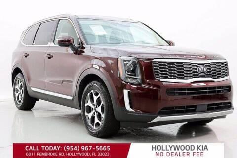2020 Kia Telluride for sale at JumboAutoGroup.com in Hollywood FL