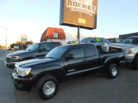 2010 Toyota Tacoma for sale at Rocket Car sales in Covina CA