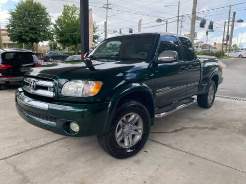 2003 Toyota Tundra for sale at Michael's Imports in Tallahassee FL