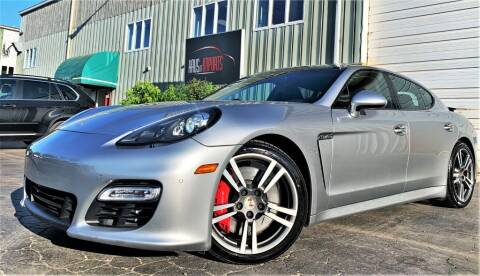2013 Porsche Panamera for sale at Haus of Imports in Lemont IL