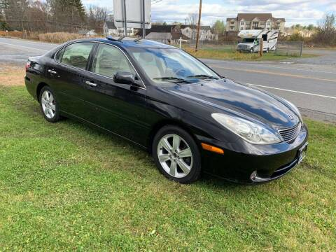 2005 Lexus ES 330 for sale at Saratoga Motors in Gansevoort NY