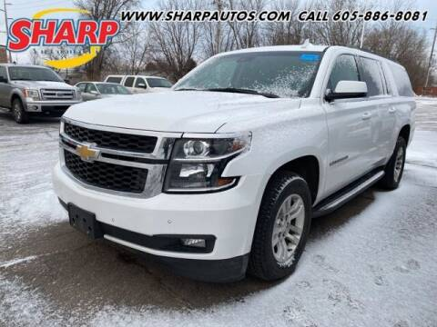2020 Chevrolet Suburban for sale at Sharp Automotive in Watertown SD