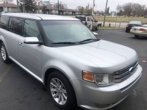 2010 Ford Flex for sale at Right Place Auto Sales in Indianapolis IN