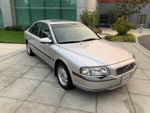 2001 Volvo S80 for sale at Top Motors in San Jose CA