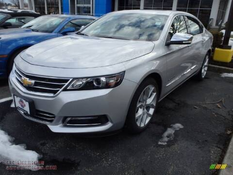 2014 Chevrolet Impala for sale at Cj king of car loans/JJ's Best Auto Sales in Troy MI