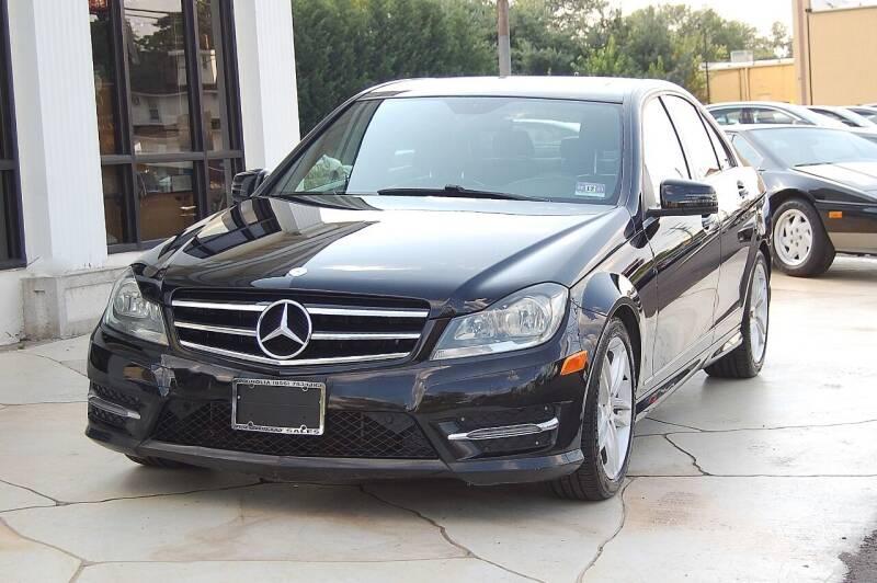 2014 Mercedes-Benz C-Class for sale at Avi Auto Sales Inc in Magnolia NJ