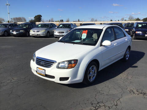 2009 Kia Spectra for sale at My Three Sons Auto Sales in Sacramento CA