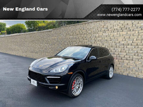 2011 Porsche Cayenne for sale at New England Cars in Attleboro MA