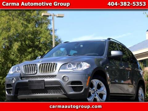 2012 BMW X5 for sale at Carma Auto Group in Duluth GA