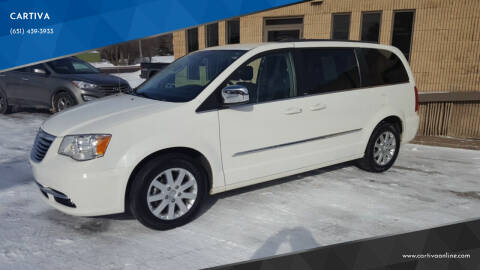 2011 Chrysler Town and Country for sale at CARTIVA in Stillwater MN