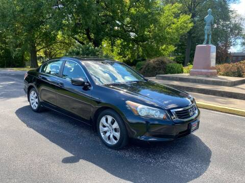 2008 Honda Accord for sale at BOOST AUTO SALES in Saint Charles MO