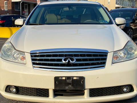 2007 Infiniti M35 for sale at Centre City Imports Inc in Reading PA