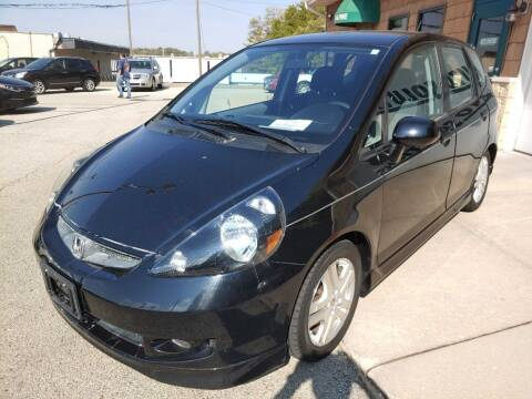 2008 Honda Fit for sale at Auto Solutions of Rockford in Rockford IL