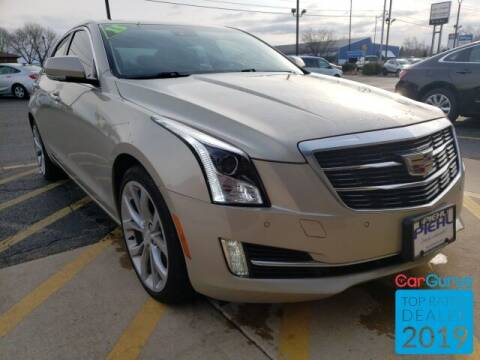 2015 Cadillac ATS for sale at Piehl Motors - PIEHL Chevrolet Buick Cadillac in Princeton IL