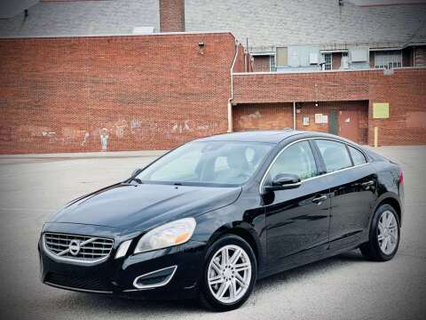 2012 Volvo S60 for sale at ARCH AUTO SALES in Saint Louis MO