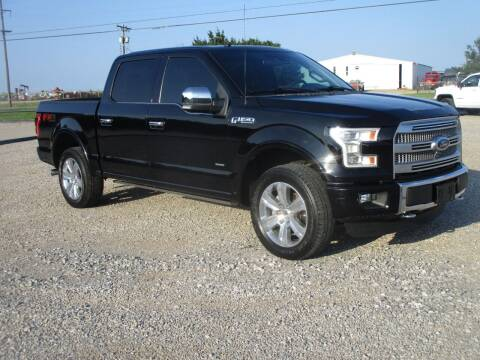 2016 Ford F-150 for sale at LK Auto Remarketing in Moore OK