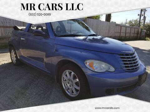 2007 Chrysler PT Cruiser for sale at Mr Cars LLC in Houston TX
