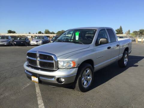 2004 Dodge Ram Pickup 1500 for sale at My Three Sons Auto Sales in Sacramento CA