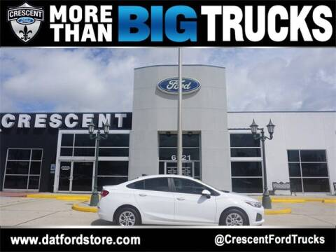 2019 Chevrolet Cruze for sale at Crescent Ford in Harahan LA
