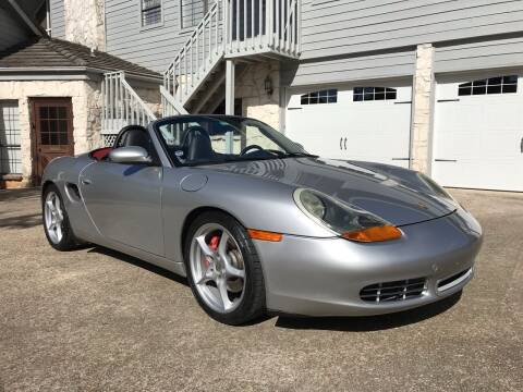 2000 Porsche Boxster for sale at Mafia Motors in Boerne TX