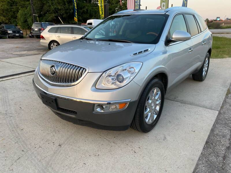 2011 Buick Enclave for sale at AUTO CARE TODAY in Spring TX