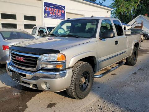 2004 GMC Sierra 1500 for sale at Ericson Auto in Ankeny IA