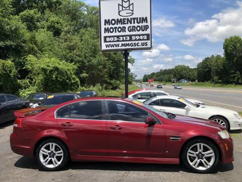 2009 Pontiac G8 for sale at Momentum Motor Group in Lancaster SC