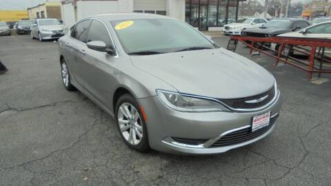 2015 Chrysler 200 for sale at Absolute Motors in Hammond IN
