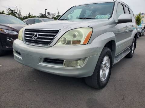 2004 Lexus GX 470 for sale at M & M Auto Brokers in Chantilly VA